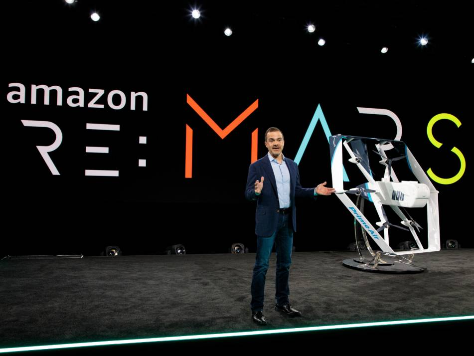 Amazon To Start Drone Delivery For Customers In A Few Months