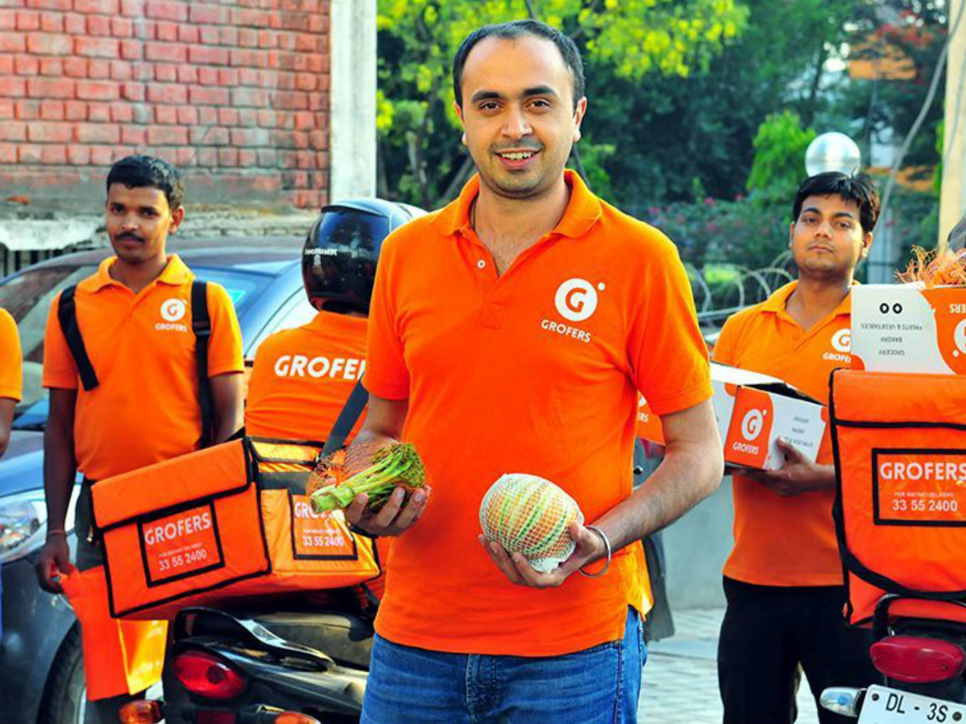 Times Group Picks Up $20 Mn Warrant In Grocery Unicorn Grofers