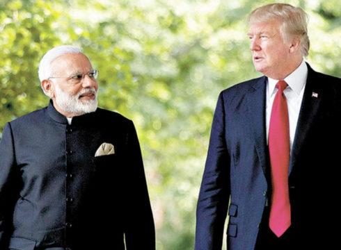 India - US Tariff: US President Donald Trump Calls India's Tariff Hike Unacceptable