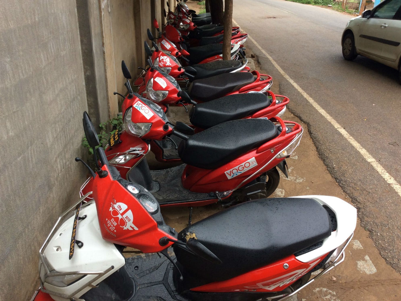 Ex-Myntra CEO Ananth Narayanan Invests In Bike Rental Startup Vogo