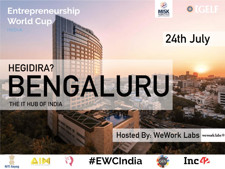 Entrepreneurship World Cup – Bangalore Edition