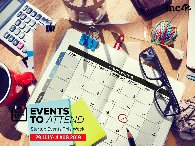 Startup Events This Week: Inc42 BIGShift Nagpur, TechHR Startup & More