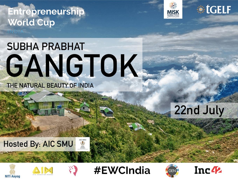 Gangtok-EWC
