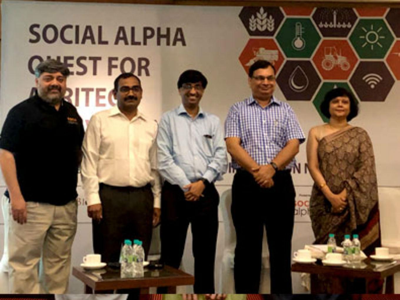 Bill & Melinda Gates Foundation, Tata Trusts Set Up Agritech Incubation Network