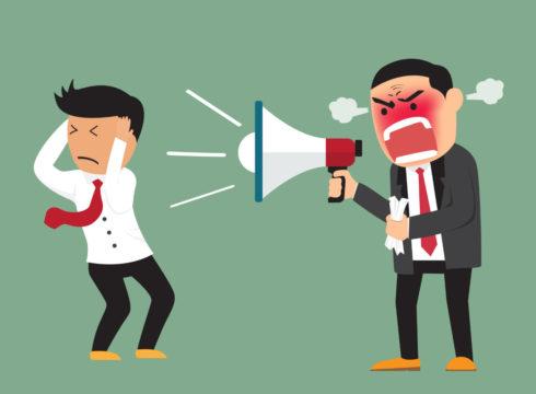 Bad Boss Index: 1000 Employees Name Worst Manager Behaviors