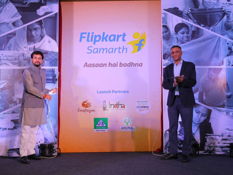 Flipkart Launches Samarth To Bring Handicrafts, Artisans Online