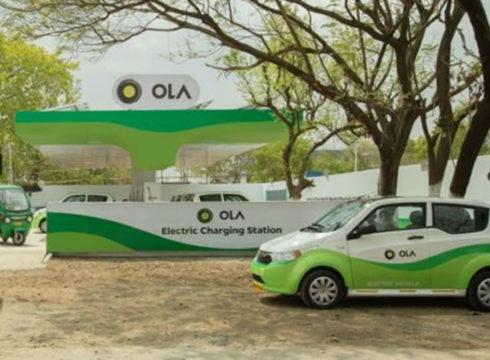 Ola Rejigs Senior Management Team For Electric Mobility