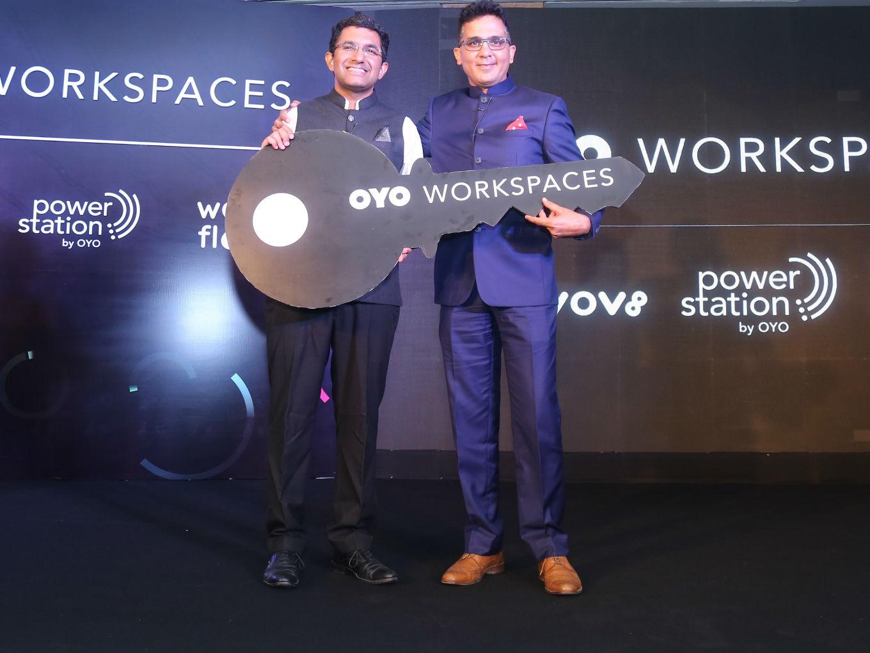 OYO Introduces OYO Workspaces: Innov8, Workflo And Powerstation