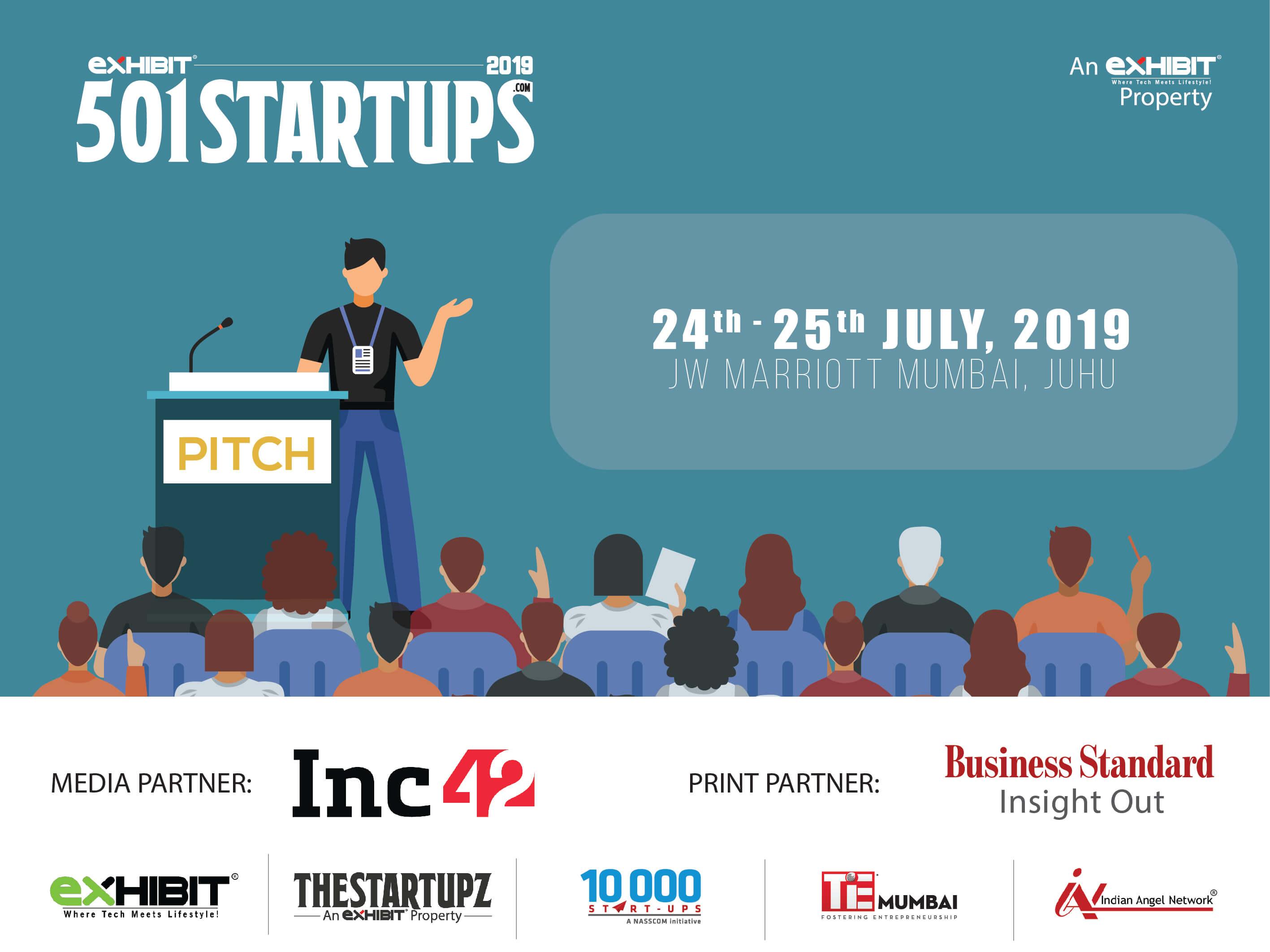 Exhibit 501 Startups 2019