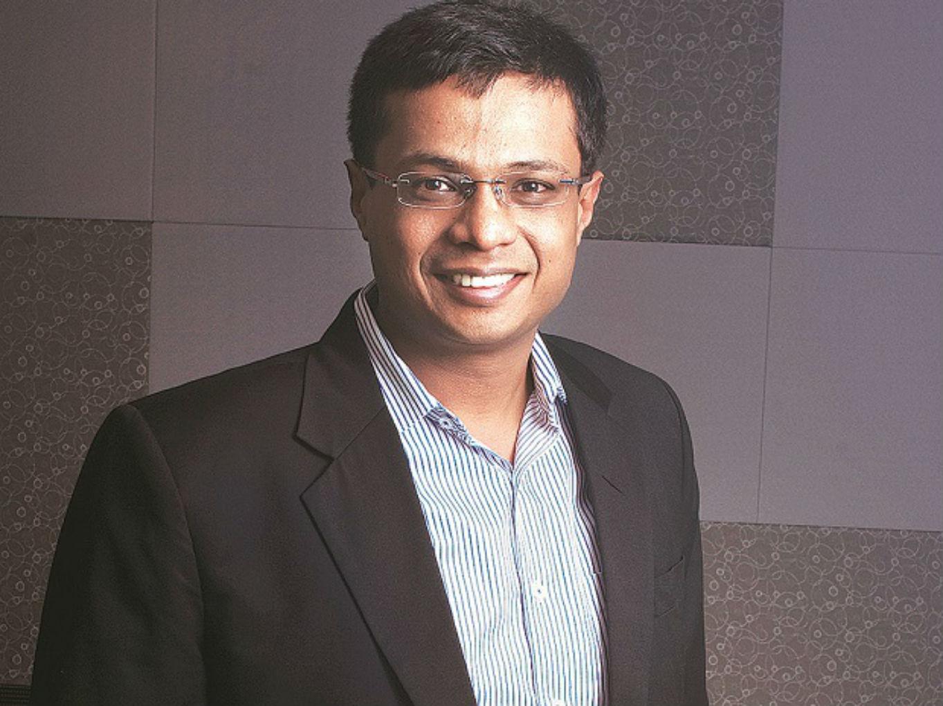 Sachin Bansal's Chaitanya India Fin Credit Seeks Universal Bank License