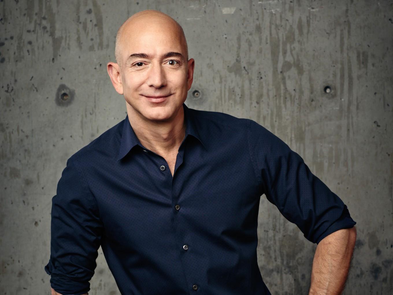 Amazon Is 'India Ki Apni Dukaan', CEO Jeff Bezos Says