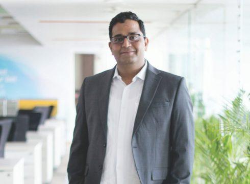 Fintech Major Paytm's Valuation Up 25%: Vijay Shekhar Sharma