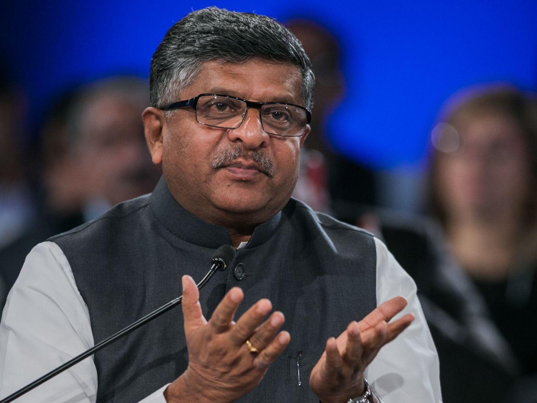 Ravi Shankar Prasad, Piyush Goyal speak at ET Startup Awards