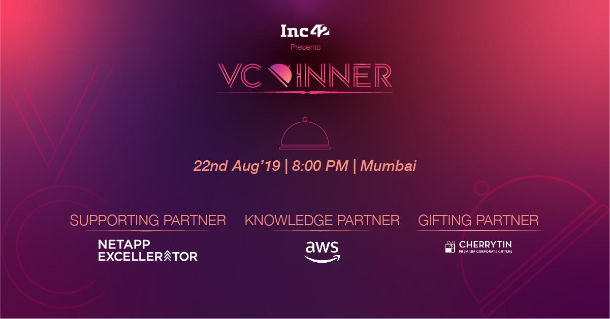 VC Dinner - Mumbai - 2019