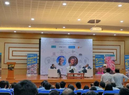 Khosla Ventures' Vinod Khosla On When To Raise Funding, Innovation