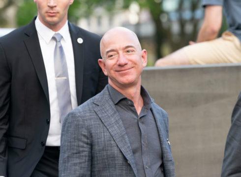 Jeff Bezos Offloads Amazon Shares Worth $2.8 Bn To Fund Blue Origin