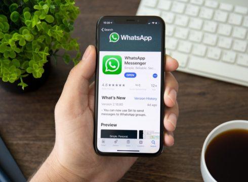 Message Traceability Will Fundamentally Change Its Platform: WhatsApp