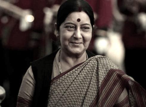 Sushma Swaraj — The Minister Who Led India's Egovernance Drive