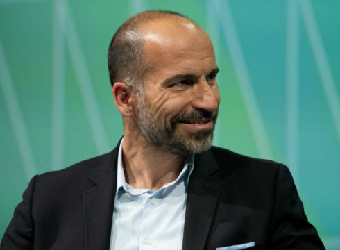 Uber Is The Largest Investment By SoftBank Globally: Dara Khosrowshahi