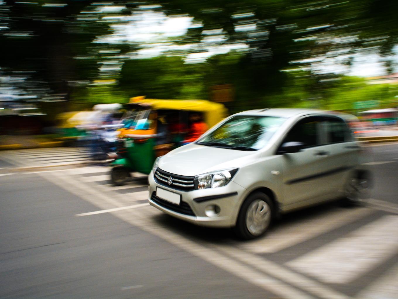 Ola, Uber Not To Blame For Auto Slowdown: Maruti Suzuki