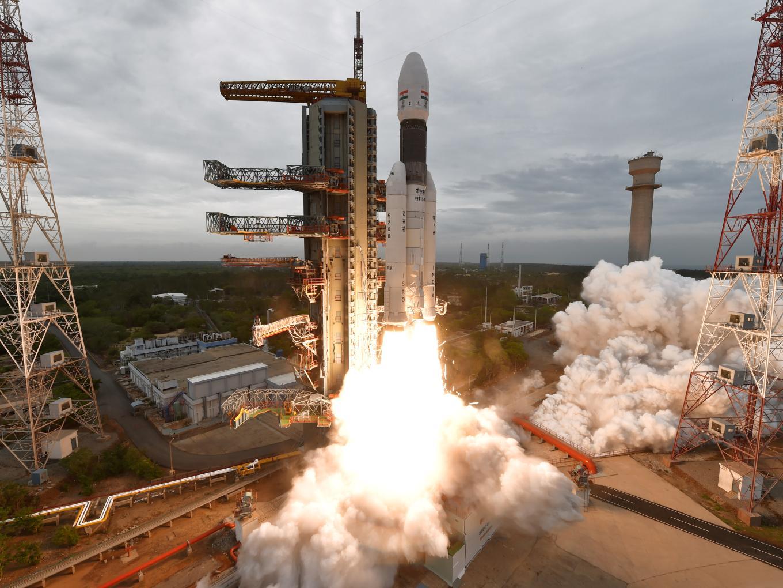 Chandrayaan 2 Vikram Lander Begins Descent To Surface Of The Moon