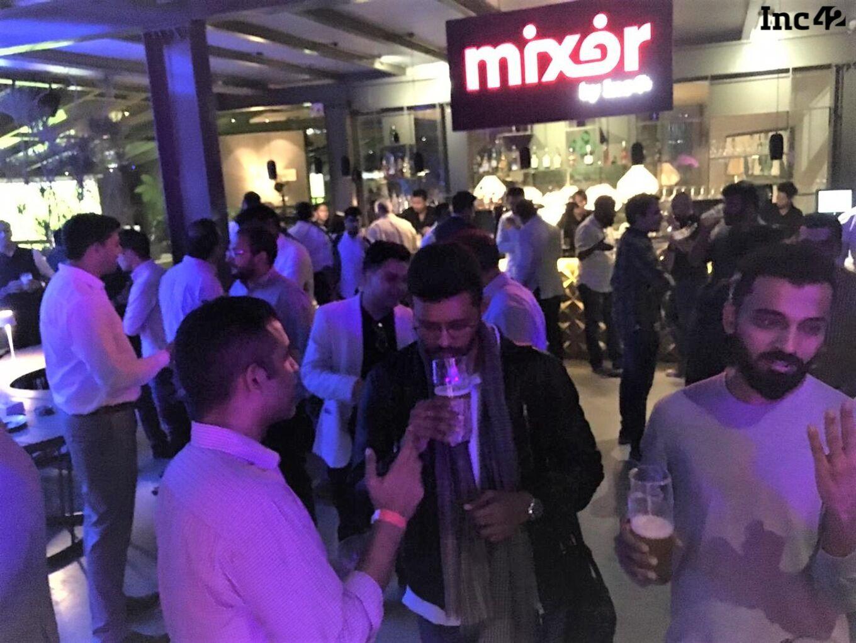 Inc42 Mixer