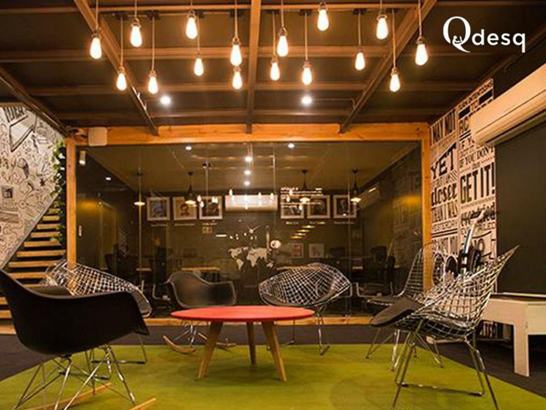 JLL Spark Invests In Flexible Workspace Platform Qdesq