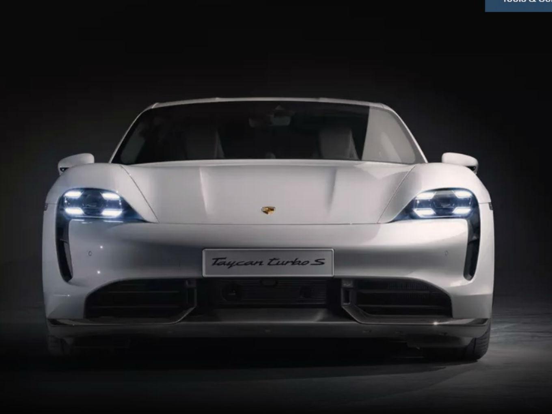 Elon Musk Takes Potshots At The Porsche Taycan Turbo, Tesla's EV Rival
