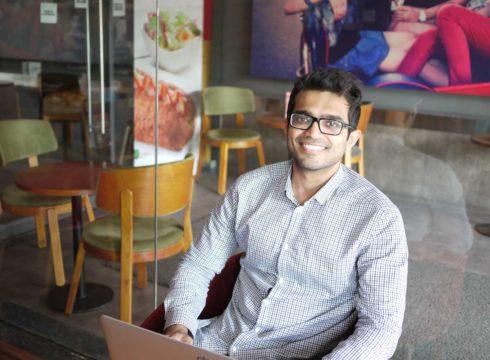 Cleartax founder Archit Gupta