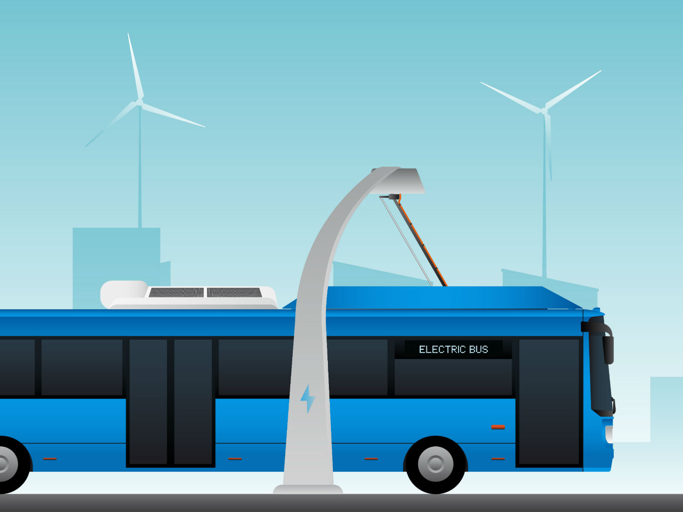 Andhra Pradesh Govt Issues Tender For 350 AC Electric Buses