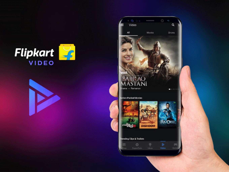Flipkart Video Originals launched in india