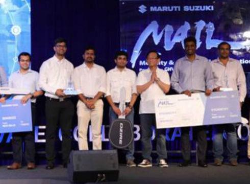 Here Are The Five Startups Accelerated By Maruti Suzuki India