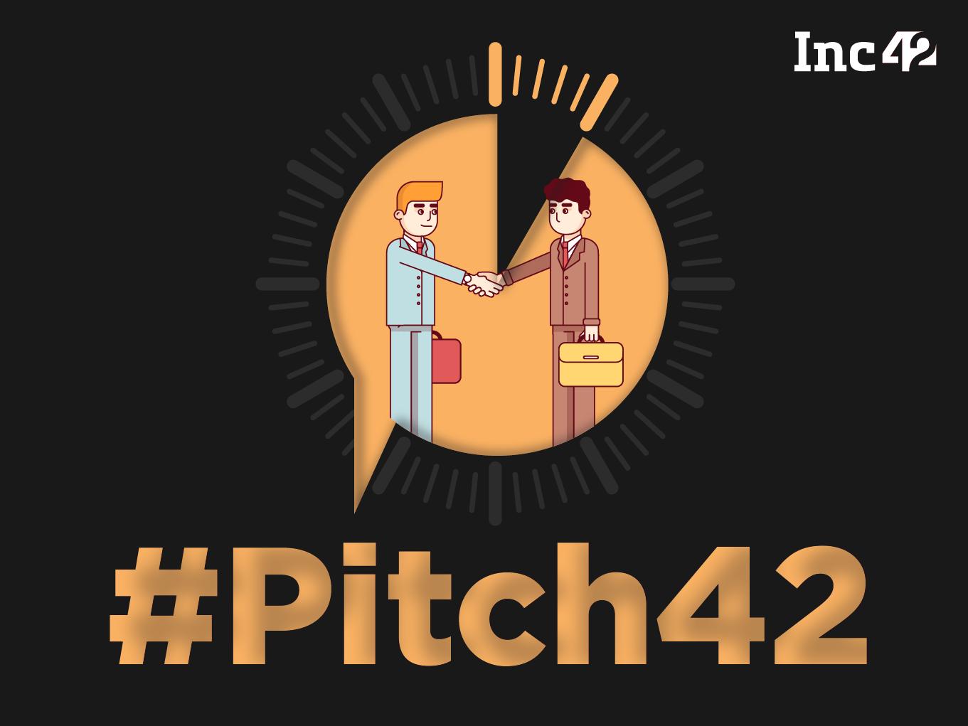 #Pitch42: Elevator Pitch