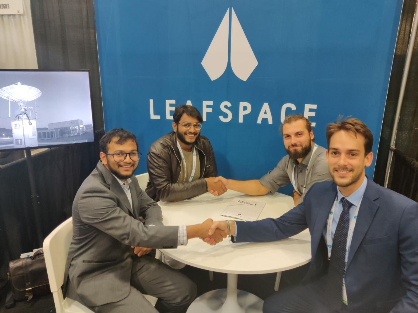 Bengaluru's Pixxel Ties Up With Leaf Space For Its Imaging Satellite