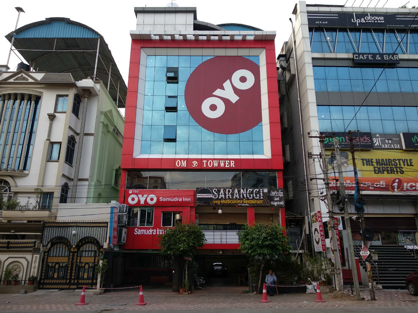 Is OYO Becoming A Threat To The Hotel Industry In India?