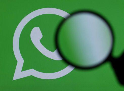 whatsapp pegasus spyware india government spying