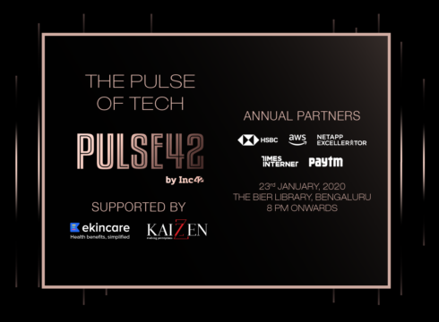 Kick Off 2020 On The Right Note At Pulse42 By Inc42 In Bengaluru