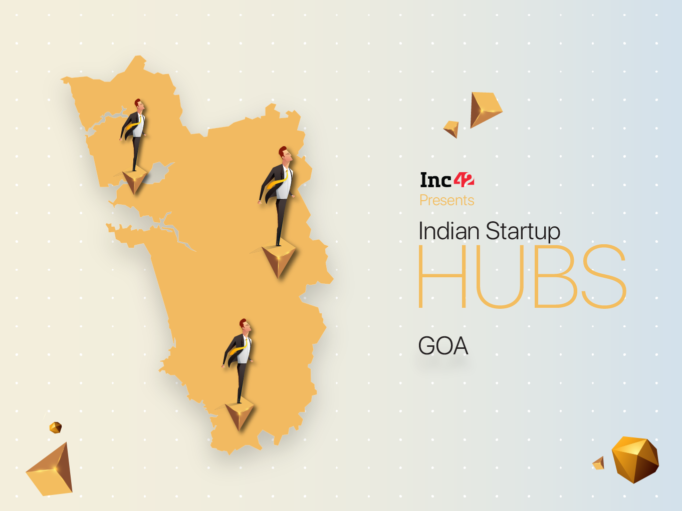 The Thriving Startups Of Goa Despite Lack Of Private Investments