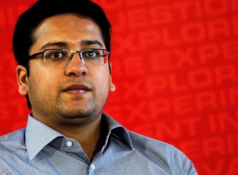 Binny Bansal Offloads More Flipkart Shares To Bring Stake Down To 3.3%