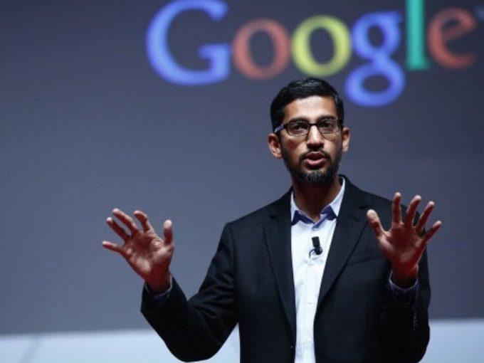 Sundar Pichai Named New Alphabet CEO, As Brin, Page Step Aside