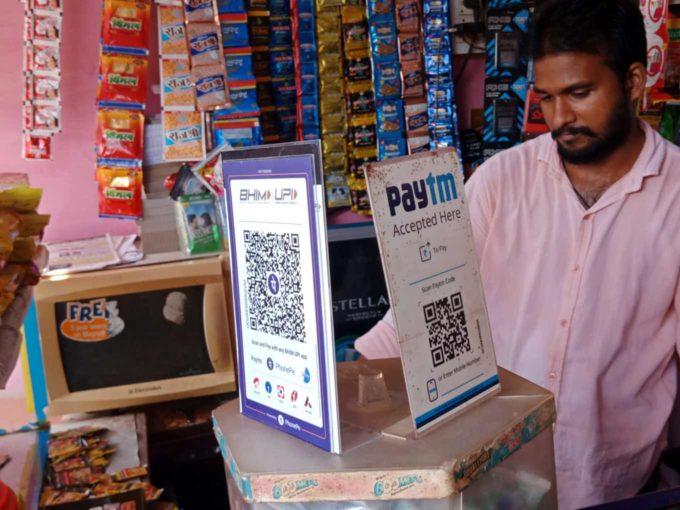 upi november figures show a decline in transaction value