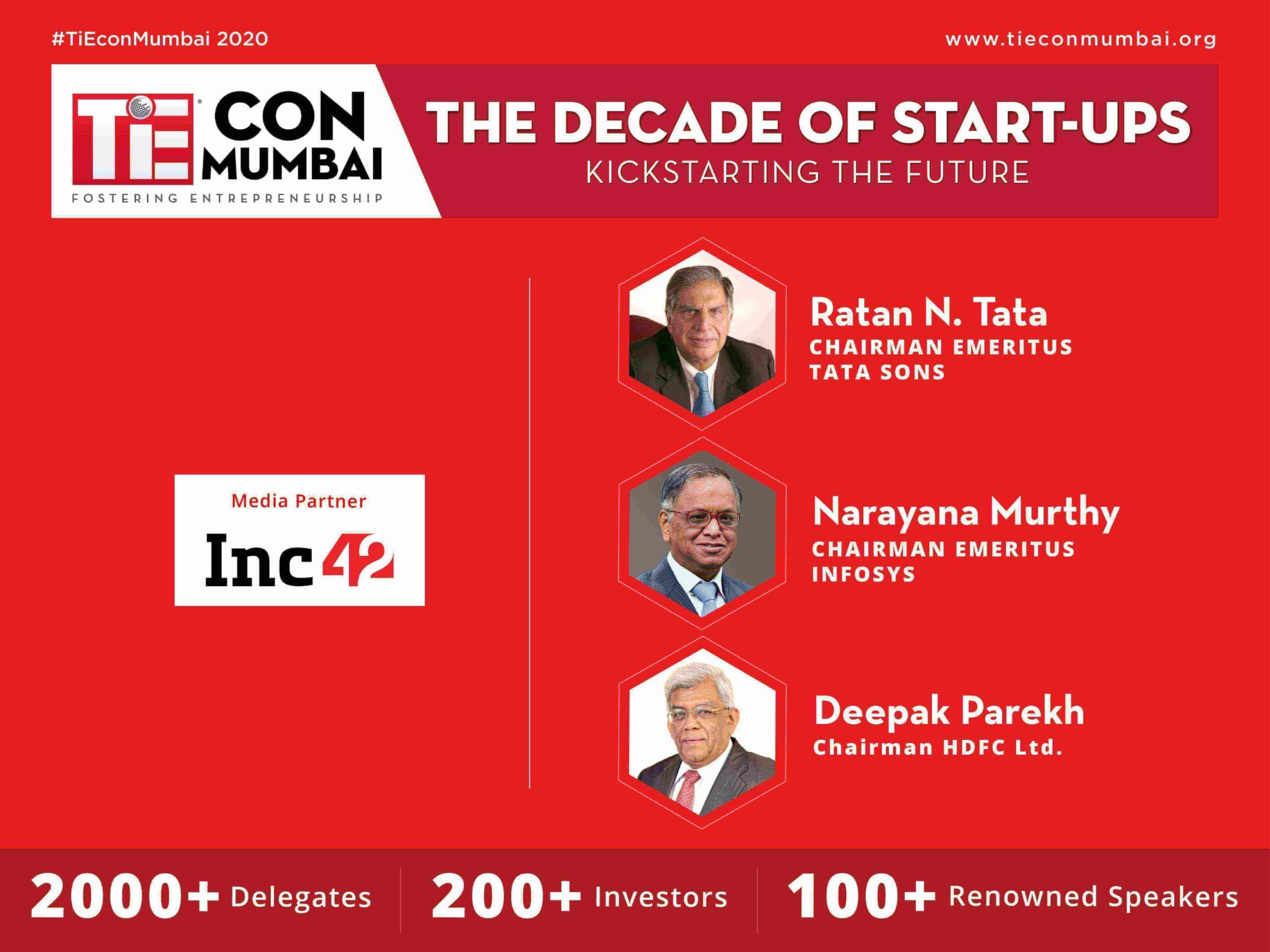 TiECon Mumbai 2020