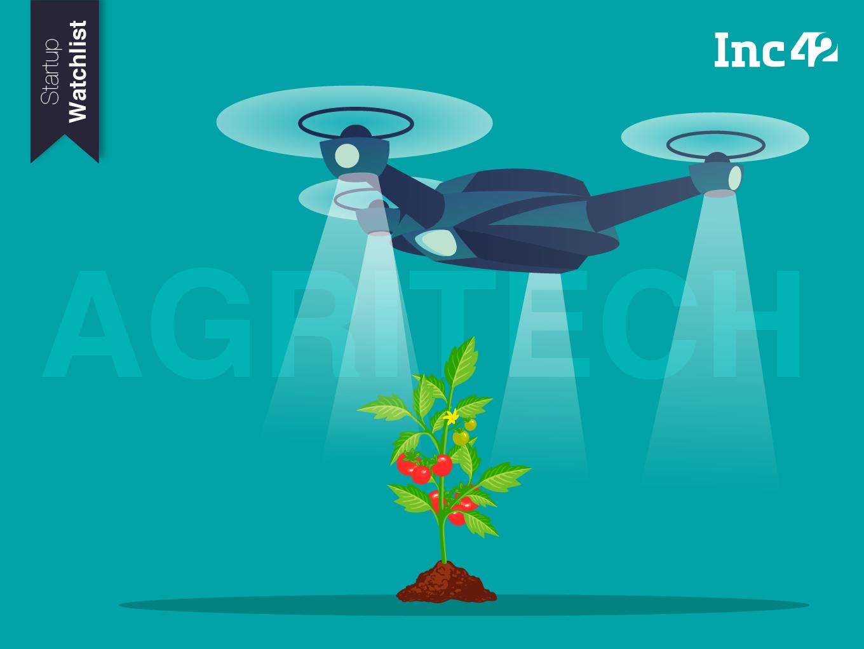 Agritech Startups India