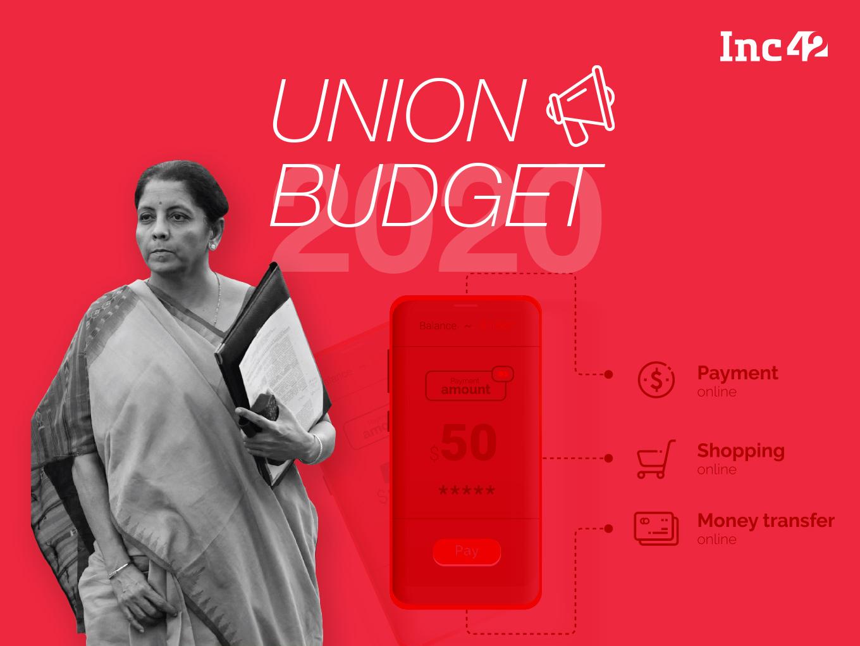 Budget 2020: What Fintech Startups Demand From The Budget