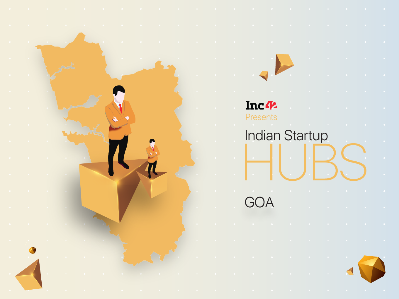 Incubators Take The Lead In Driving Goa's Emerging Startup Ecosystem