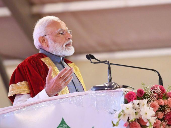 Patent, Produce and Prosper: PM Modi To Innovators