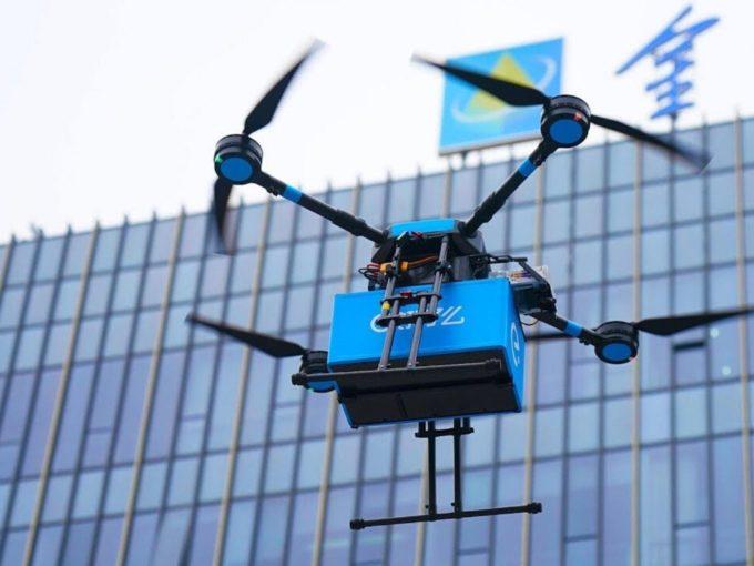 ShopX, SpiceXpress Join DGCA's Long-Range Drone Experiment