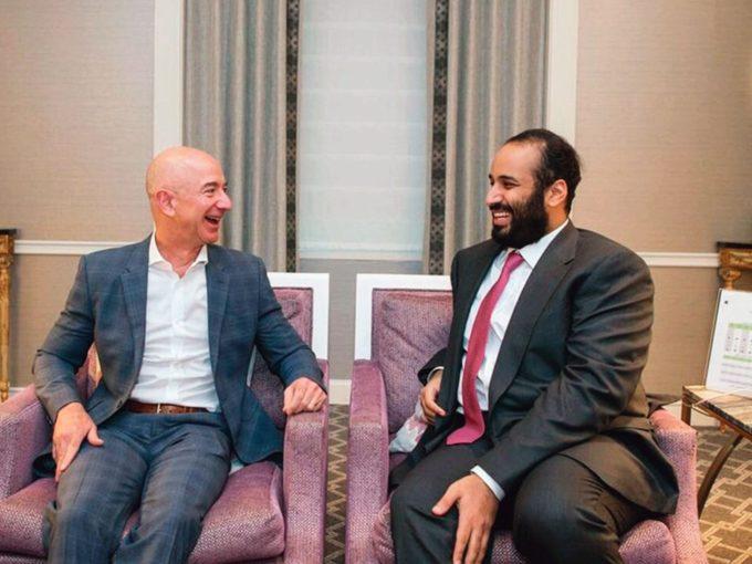 Did Saudi Hack Jeff Bezos Through WhatsApp Pegasus Spyware?