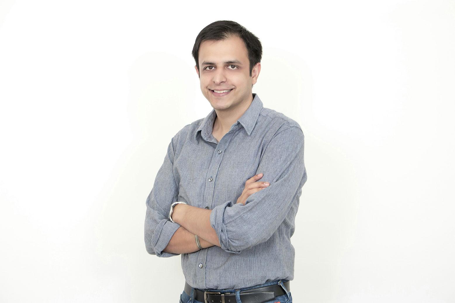 Cuemath Founder Manan Khurma