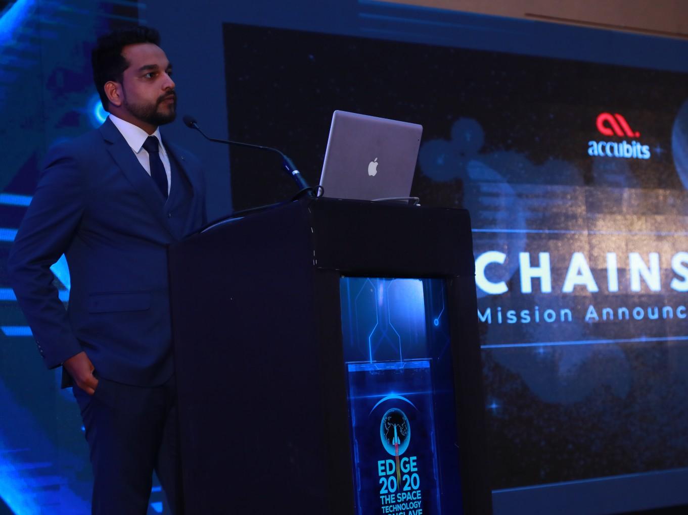 Accubits Technologies To Launch World's First Enterprise Blockchain Satellite